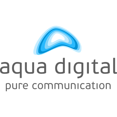 Aqua Digital logo