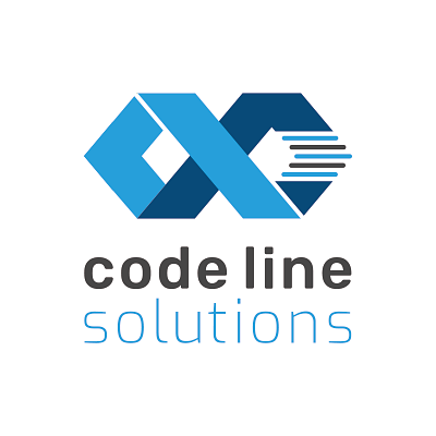Code Line Solutions logo