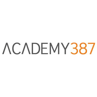 AKADEMIJA387 - ACADEMY387 logo