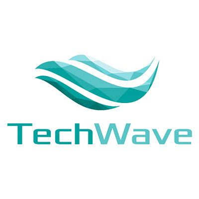 TechWave logo