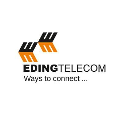 Eding Telecom logo