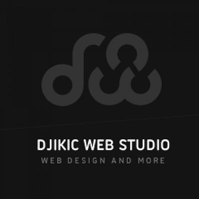 Djikic Web Studio logo