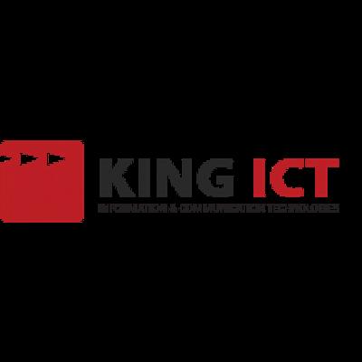 King ICT logo