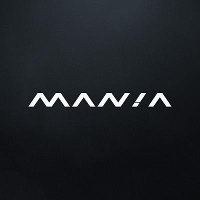 MANIA logo