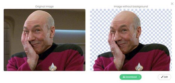 Uklanjanje pozadine sa fotografije - slike