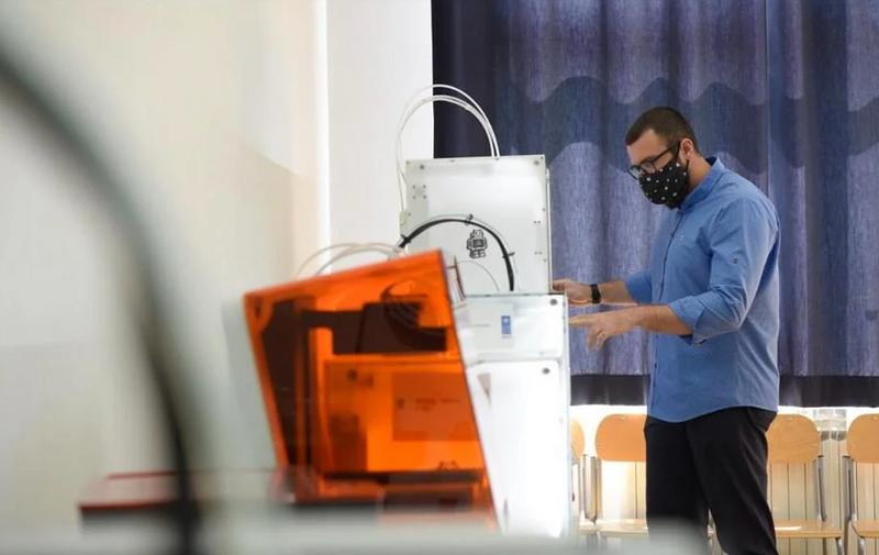 Adi Pandžić iz BiH stoji rame uz rame sa svjetskim inovatorima iz oblasti 3D printanja