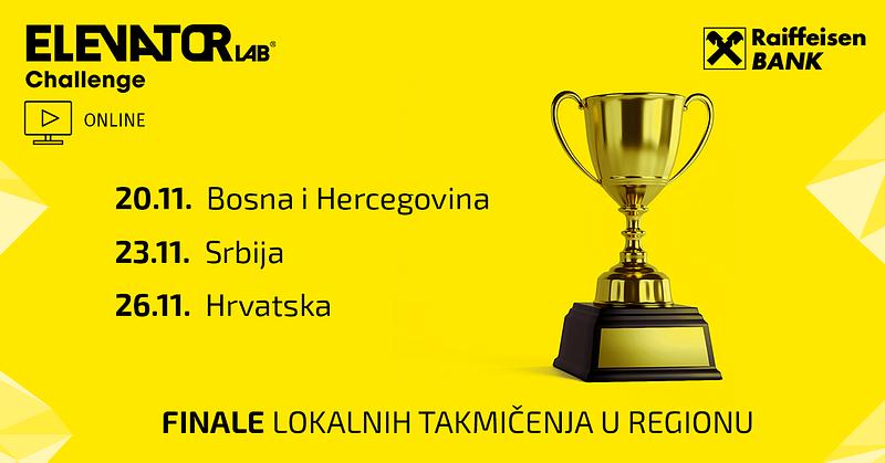 Koji startupi će osvojiti nagradu od 5.000 eura i plasirati se na finalno takmičenje Elevator Lab Challenge-a