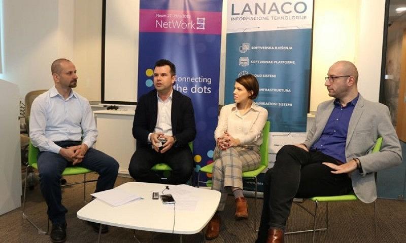 LANACO platinum sponzor NetWork 9 konferencije