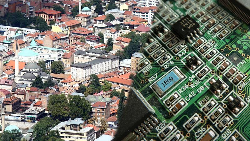 Energoinvest predstavio pametna gradska rješenja - Implementacija planirana u sarajevskoj općini Stari Grad