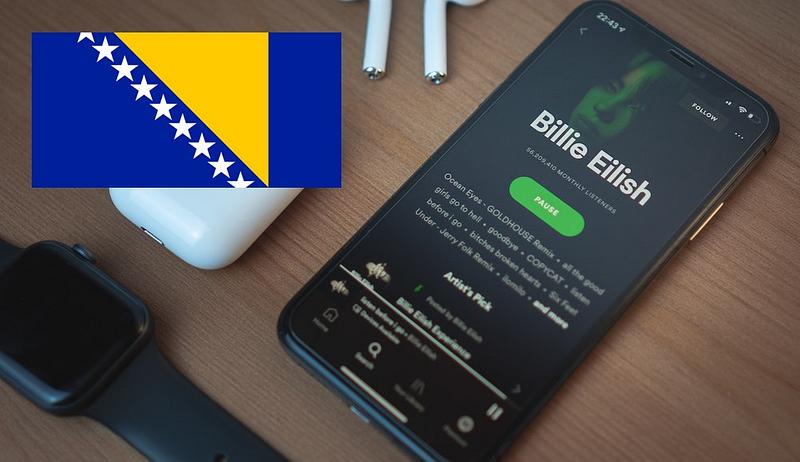 Konačno stigao Spotify! Od danas dostupan i u BiH