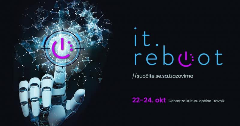 Najznačajnije kompanije i vrhunski predavači iz IT sektora na sajmu ITReboot