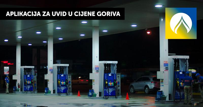 Puštena aplikacija za cijene goriva u BiH
