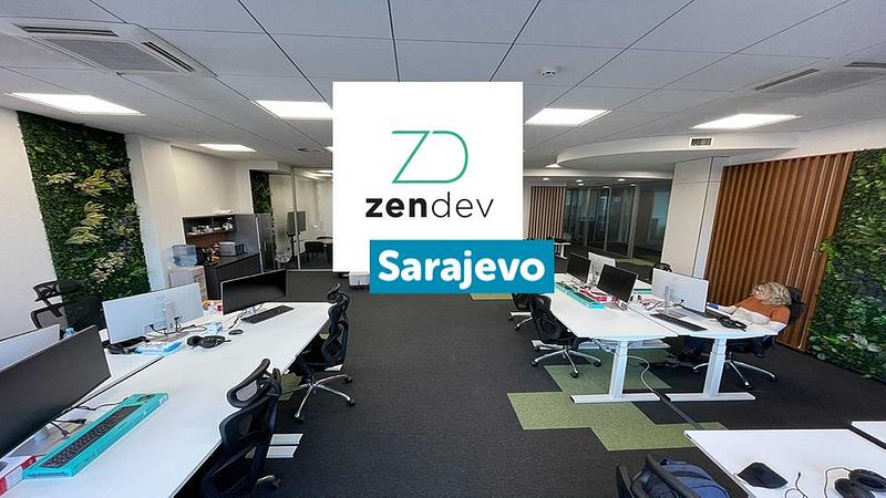 """Mostarska IT kompanija """"ZenDev"""" otvorila ured i u Sarajevu"""
