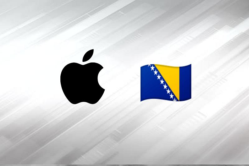 Apple postao prva svjetska kompanija koja plaća PDV u BiH
