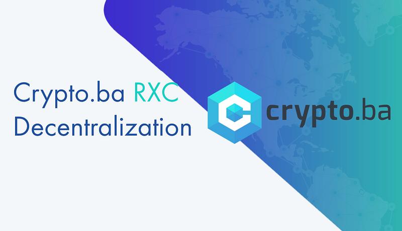 Prva bh. kripto valuta (RXC) uskoro izlazi na svjetsku berzu