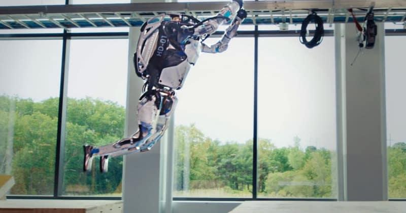 Pogledajte kako roboti Boston Dynamicsa izvode parkour akrobacije