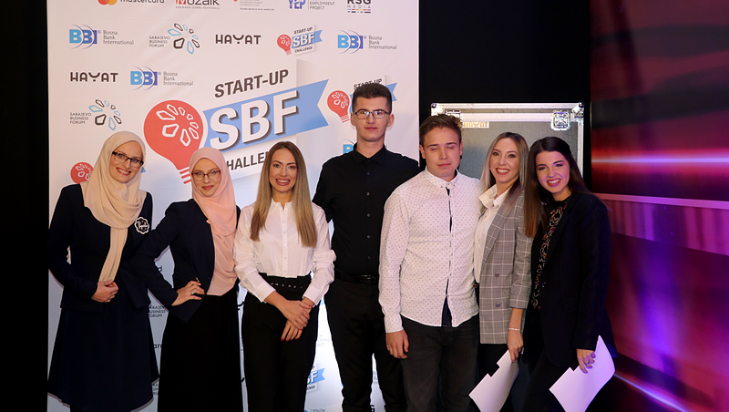 Druga sezona: Mastercard partner takmičenja Sarajevo Business Forum Start-up Challenge