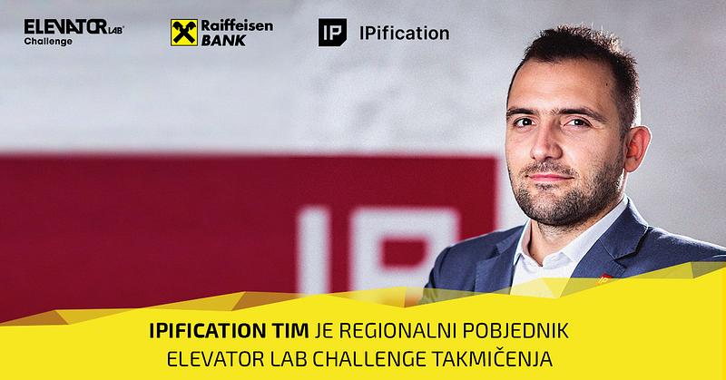 IPification je regionalni pobjednik Elevator Lab Challenge-a